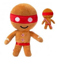 FuzzYard Plush Toy Ninja Bread man